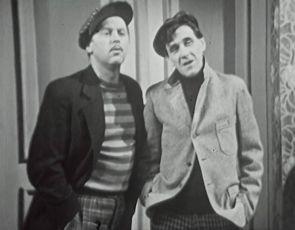 Okénko od pí Olgy Scheinpflugové (1967) [TV inscenace]