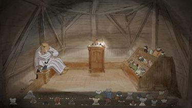 O myšce a medvědovi (2012)
