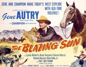 The Blazing Sun (1950)