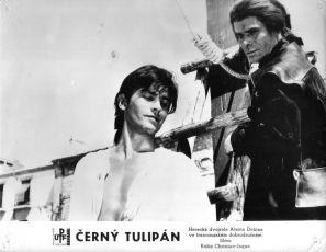 Černý tulipán (1963)