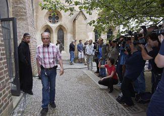 první klapka dvoudílného historického filmu o Janu Husovi