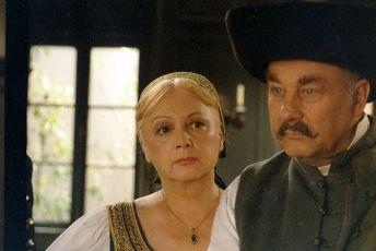 Zdena Grúberová a Leopold Haverl