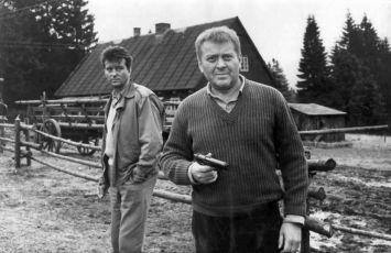 Július Pántik, Karel Höger