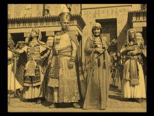 Žena faraonova (1922)