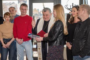 Dominik Duka křtí  DVD, Blu-ray a UHD