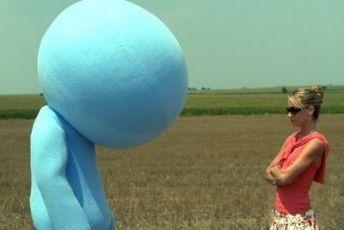 Modrý maskot (2007)