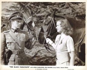 The Black Parachute (1944)