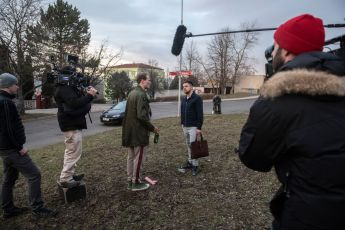 Nepřátelé státu (2019) [TV epizoda]