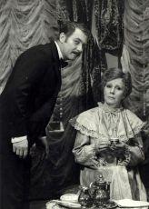 Leopold Haverl a Mária Kráľovičová