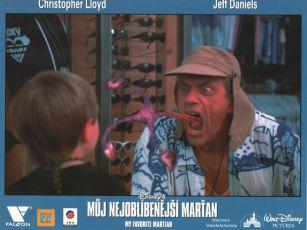 Můj nejoblíbenější Marťan (1999)