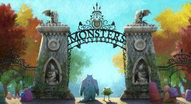 Univerzita pro příšerky (2013)