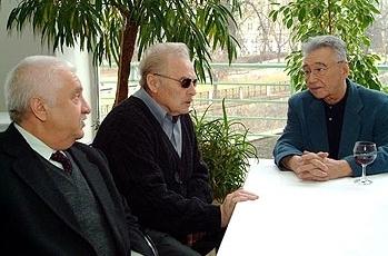 Marián Labuda st., Luděk Munzar, Josef Zíma