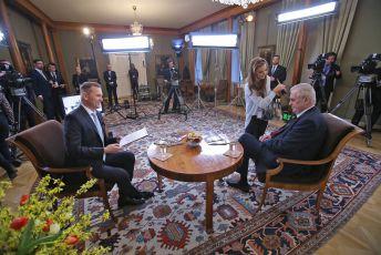 Týden s prezidentem (2017) [TV pořad]