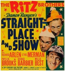 Straight, Place and Show (1938)