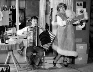 Oldřich Vízner a Iva Janžurová