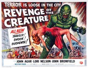 Pomsta netvora (1955)
