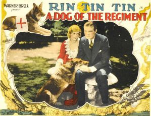 A Dog of the Regiment (1927)