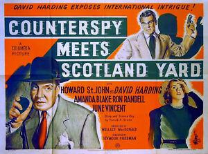 Counterspy Meets Scotland Yard (1950)