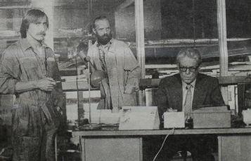 Večer za dvaadvacettisíc (1982) [TV film]