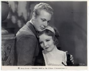 Personal Maid (1931)
