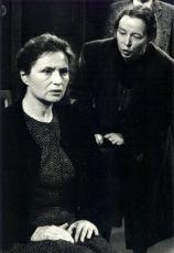 Emília Vašáryová a Adela Gáborová