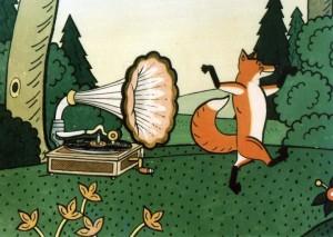 O chytré kmotře lišce (1982) [TV seriál]