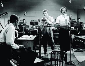 Mladík s trumpetou (1950)