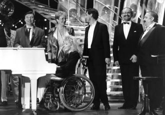 Karel Gott, Věra Galatíková, Marika Gombitová, Josef Laufer, Ladislav Gerendáš a Marián Labuda