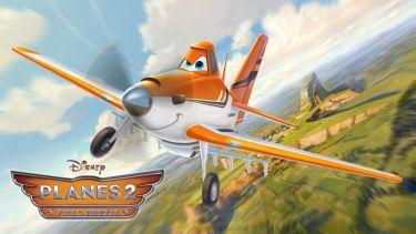 Letadla 2: Hasiči a záchranáři (2014) [2k digital]