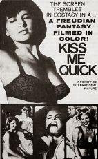 Kiss Me Quick! (1964)