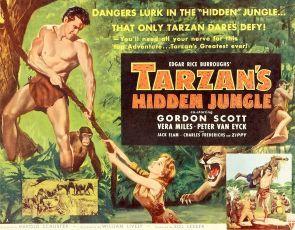 Tarzan's Hidden Jungle (1955)