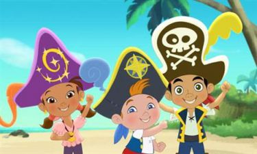 Jake a piráti ze Země Nezemě (2011) [TV seriál]