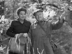 Dana Medřická a Karel Höger