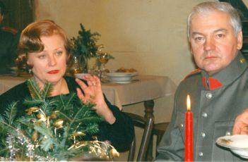 Zdena Herfortová a Karel Janský
