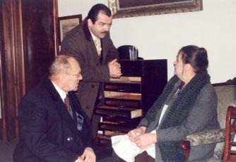 Ladislav Lakomý a Erik Pardus