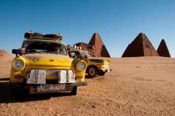 Trabantem napříč Afrikou (2010) [HDV]
