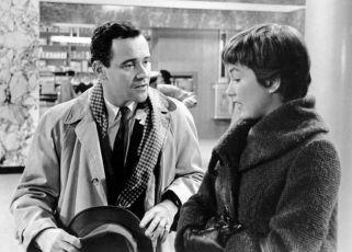 Jack Lemmon a Shirley MacLaine