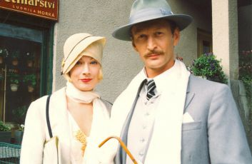 Alena Antalová a Ivan Gvera