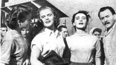 Štika v rybníce (1951)
