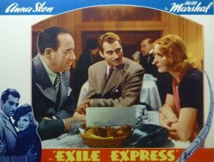 Exile Express (1939)