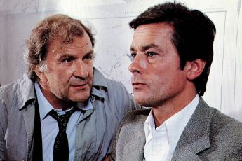 Pierre Mondy a  Alain Delon