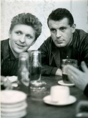 Miroslav Ondříček a  Miloš Forman