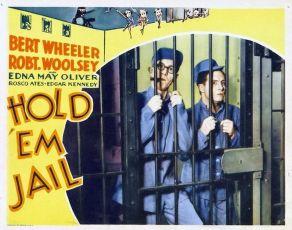Hold 'Em Jail (1932)