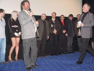 Zdeněk Troška - premiéra filmu