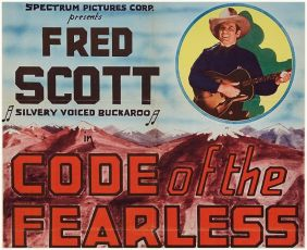 Code of the Fearless (1939)