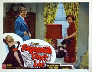 Fingerprints Don't Lie (1951)