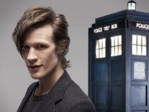 Matt Smith jako Jedenáctý Doktor