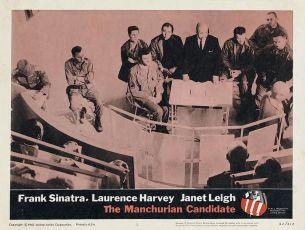 Mandžuský kandidát (1962)
