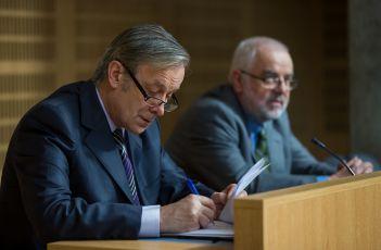 Jan Novotný a Miloslav Maršálek