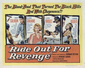 Ride Out for Revenge (1957)